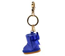 Schlüsselanhänger Bailey Boot in Royalblau