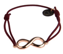Armband Endless Rosé Bordeaux