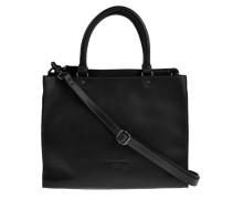 Handtasche Lebenskünstler in Schwarz
