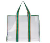 Shopper Matria in Clear Green