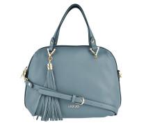 Handtasche Mimosa in Jeansblau