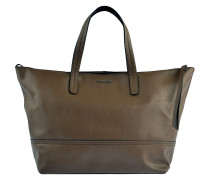 Shopper in Taupe