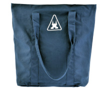Beachbag in Dunkelblau