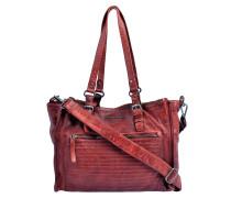 Handtasche S. C. 3D in Rot