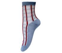 Socken Jasone in Light Blue