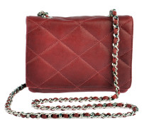 Tasche West in Rot