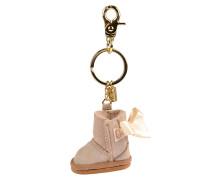 Schlüsselanhänger Bailey Boot in Hellbeige