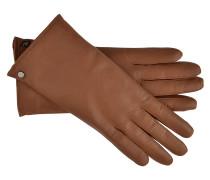 Handschuhe Classic Wool in Cognac