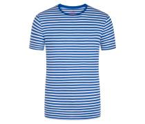 T-Shirt, O-Neck in Royal