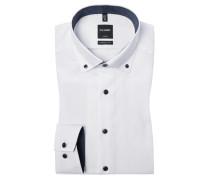 Luxor Modern Fit, Oberhemd mit Button-Down-Kragen