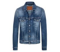 Jeansjacke in Blau
