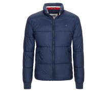 Modische Winterjacke in Marine