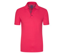Regular Fit Poloshirt in Pink