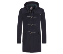 Duffle Coat in Blau