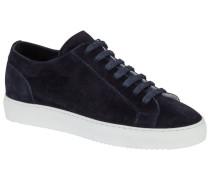 Wildleder Sneaker in Blau