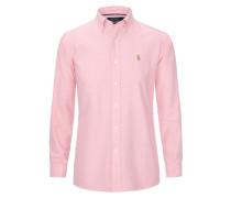Oxfordhemd Slim Fit in Rose