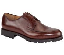 Business-Schuh, Norweger in Braun