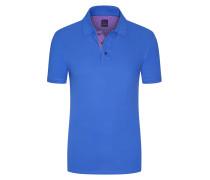 Regular Fit Poloshirt in Royal