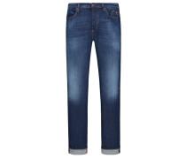 Jeans, Regular Fit in Darkstone