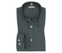 Trachtenhemd, Lenz, minimales Karomuster