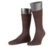 Socken, Tiago in Dunkelbraun