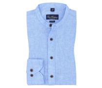 Tunika, Freizeithemd in Blau