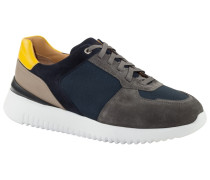 Modischer Sneaker in Grau