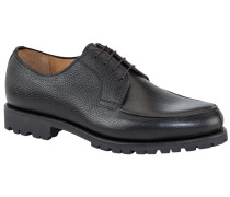 Business-Schuh, Norweger in Schwarz
