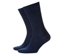 Socken im Baumwollmix, Lord in Marine