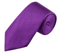 Krawatte in Flieder