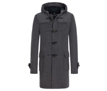 Duffle Coat in Grau