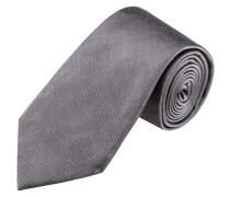 Krawatte in Grau
