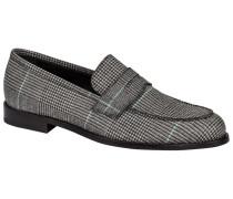 Modischer Slipper in Grau