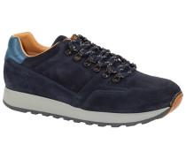 Sneaker in Blau