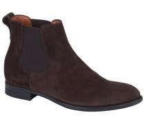 Eleganter Chelsea-Boot in Braun
