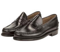 Classic Loafer in Schwarz