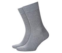 Socken im Baumwollmix, Lord in Hellgrau