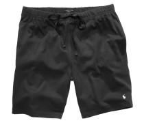 Jogging-Shorts in Schwarz