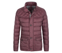 Steppjacke in Bordeaux