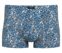 Boxer-Pants im Paisley-Muster in Royal