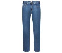 Jeans, Nuevo in Mittelblau