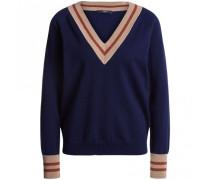 Pullover mit Lurex-Details