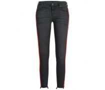 Jeans - RED STRIPE HALLE