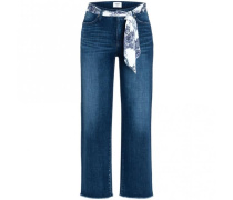 Jeans-Culotte PHILLIPA mit Deko-Band