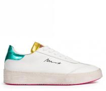 Sneaker GALAXY BIANCO VAR 83 mit Plateausohle