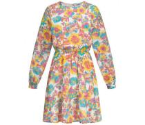 Kleid SCRUNCHY mit Flower-Print