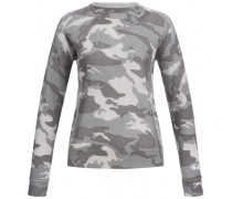 Cashmere-Pullover - CRISP CAMOU