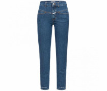 Jeans PEDAL PUSHER HIGH WAIST