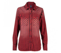 Hemd - PLAID UTILITY SHIRT