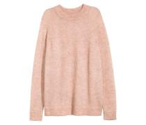Pullover - Pudermeliert